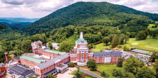 Scenic spot in Virginia offers relaxation and fun for all
