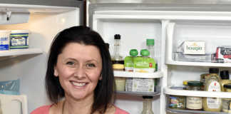 What's in Your Fridge: Rebecca Hay