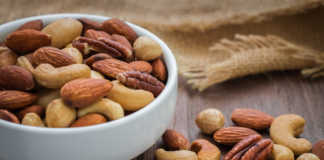 Eating Nuts May Lower Risk of Heart Disease