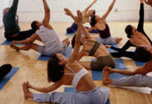 A combination of aerobic exercise and Indian yoga significantly reduced blood pressure