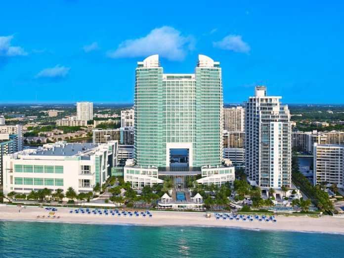 The Diplomat Beach Resort Hollywood Florida S Iconic